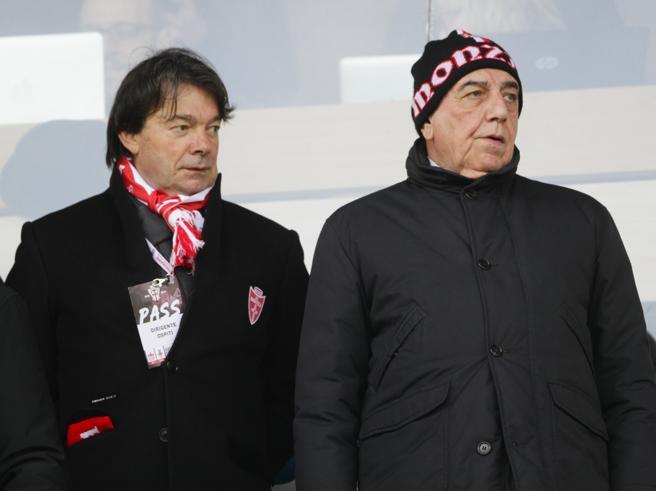Monza in B, Galliani: «Promossi in campo, non a tavolino. Ora la A, noi come l'Atalanta». No a Balotelli