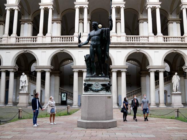 Finalmente riaprono Brera e Cenacolo, i due luoghi-simbolo dell'arte a Milano
