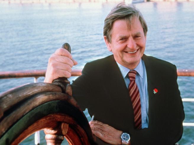 Omicidio Olof Palme, il killer è morto L'inchiesta si chiude senza svolte