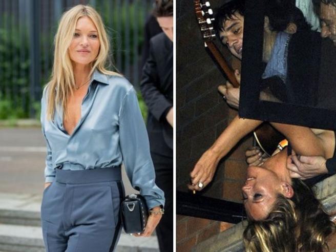Kate Moss dice addio alle notti brave.«Ora dormo 8 ore, faccio yoga e non bevo più»
