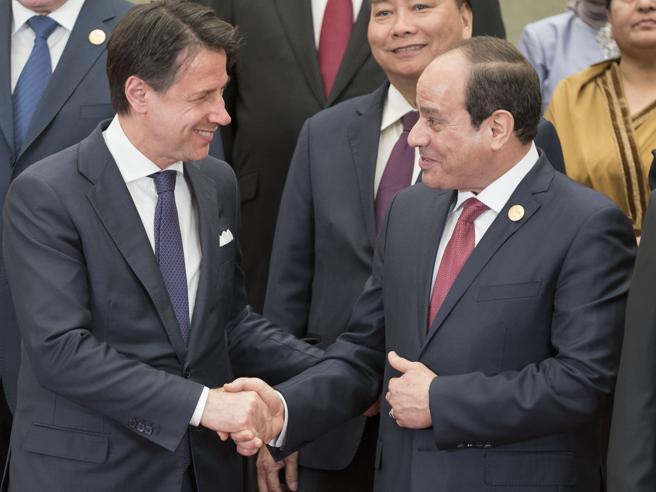 Caso Regeni, bufera per le navi vendute   all'Egitto: «Tradite le promesse fatte alla famiglia di Giulio»