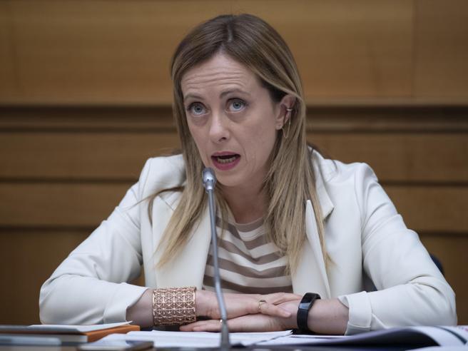 Meloni: «Io candidata a sindaco a Roma? Non nei prossimi mesi»