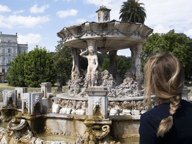 Villa Pamphilj dei dolori e dei vandali