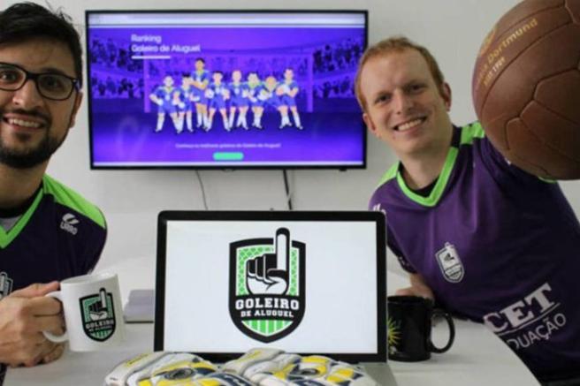 Brasile, il portiere per le partite di calcetto si noleggia con un'app (e si paga in base al tempo di gioco)