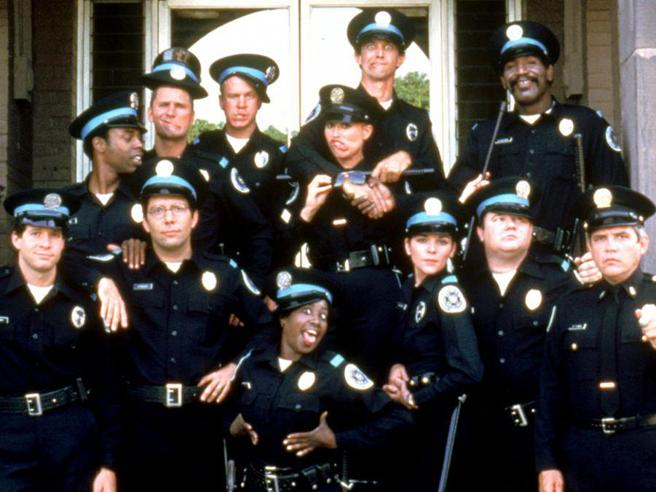 Scuola di Polizia, che fine hanno fatto i protagonisti della saga