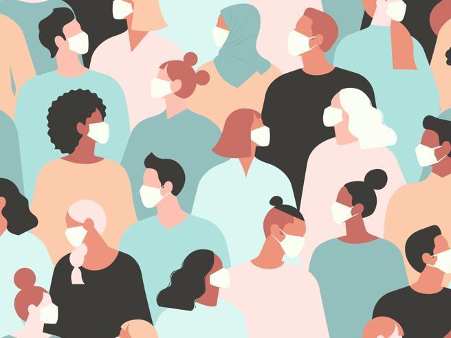 Mascherine: respirare con il naso migliora il benessere