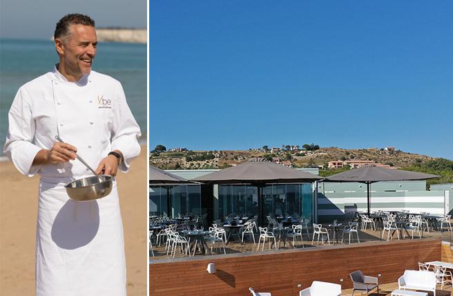 Giancarlo Perbellini apre un ristorante sulla spiaggiadi Bovo Marina in Sicilia