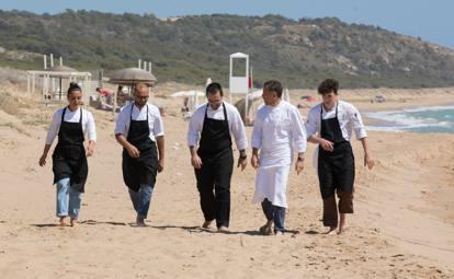Le immagini (in anteprima) del nuovo ristorante dello chef Giancarlo Perbellini