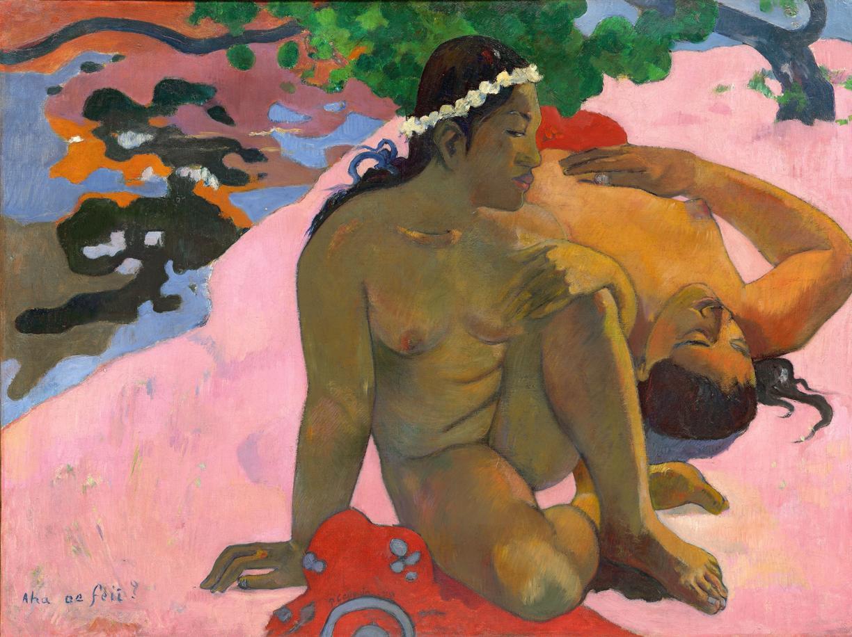 Gauguin tra censura  e «autocensura»