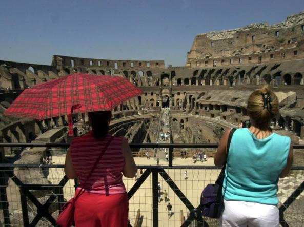 Turismo, lo scatto  che serve all'Italia