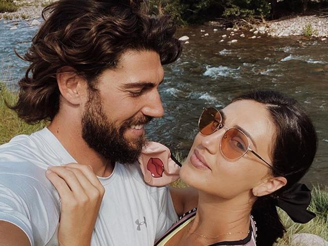 Cecilia Rodriguez incinta di Ignazio Moser: lo conferma il ...