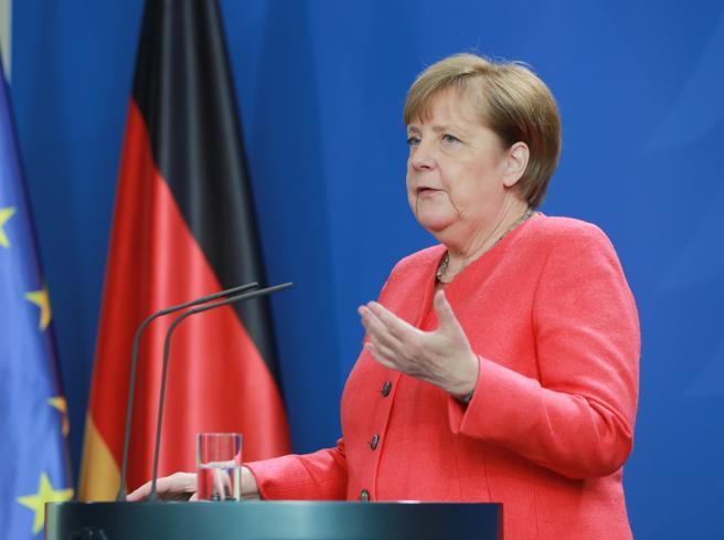 Merkel: «Non abbiamo creato il Mes per non utilizzarlo»