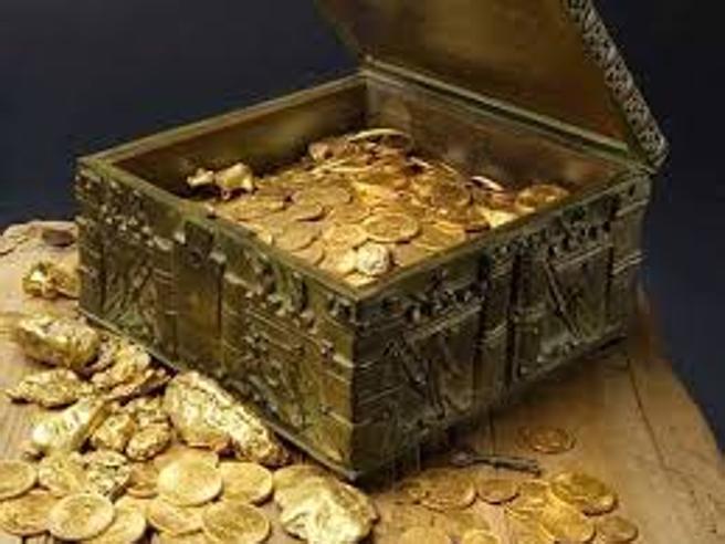 Il tesoro ritrovato nel deserto La mappa? Dentro a una poesia