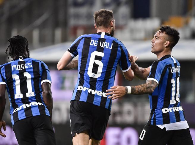Parma-Inter, ai nerazzurri è andata molto bene. Il Milan tecnico è adeguato ai tempi
