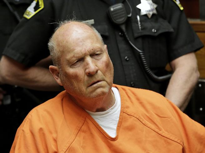 California, il «killer del Golden State» si dichiara colpevole
