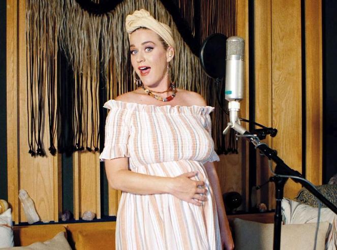 Le paure di Katy Perry