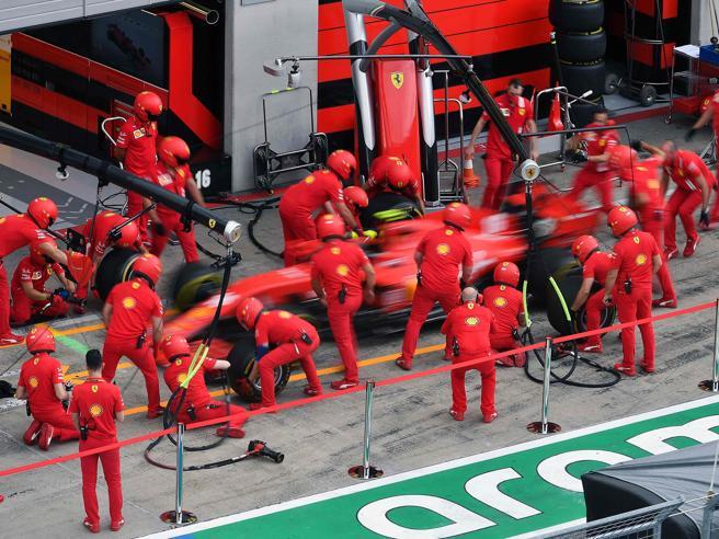 F1, Gp d'Austria. Ferrari: più di Vettel preoccupano i ritardi sulla macchina