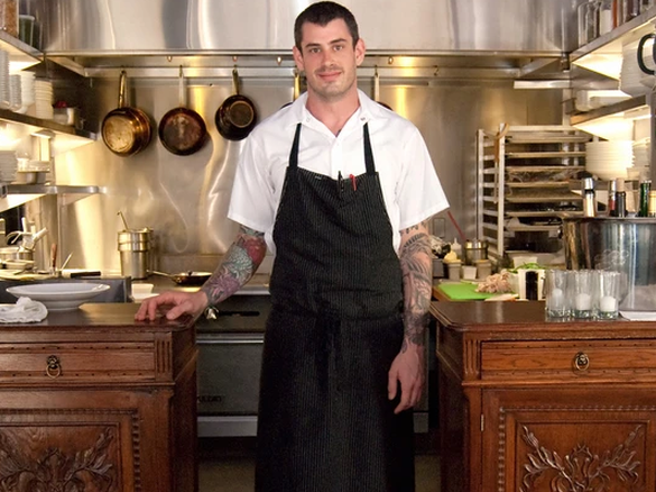 Lo chef stellato Teague Moriarty: «Più soldi ai miei dipendenti. Solo così supereremo la crisi»