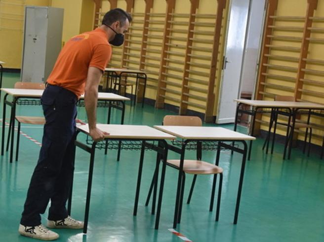 Rientro a scuola e aule in palestra, Malagò (Coni): a rischio una generazione di atleti
