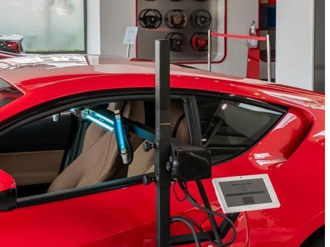 Ecco Colibrì, dispositivo anti-Covid per sanificare le auto