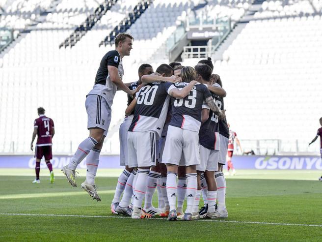 Juventus Torino finisce 4 1: i granata lottano ma si arren