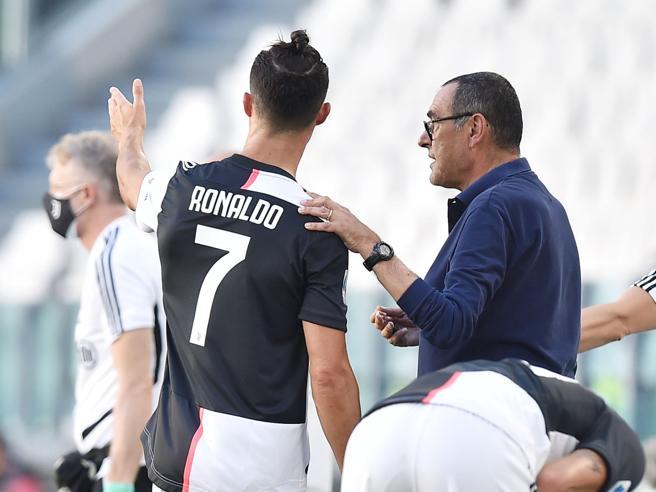 Juventus, Sarri si è arreso, ma ora la squadra gioca più libera