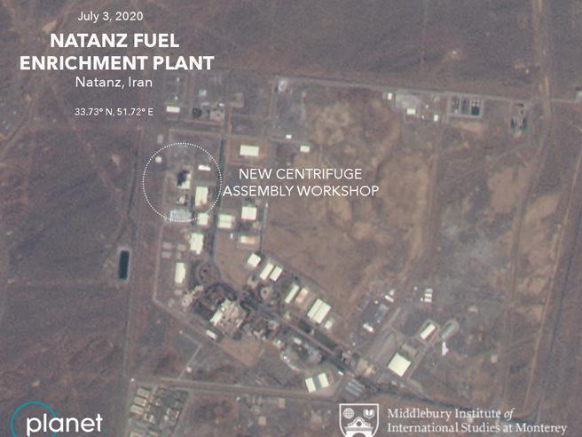 Iran, attività nucleari rallentate alla centrale di Natanz, le ammissioni di Teheran