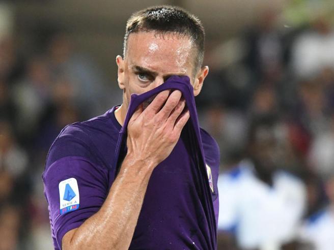 Ribery, il furto in casa e la minaccia di lasciare Firenze: «Uno choc, la mia famiglia viene prima di tutto»