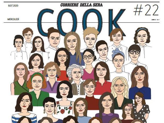 Le 50 donne del cibo: il potere in cucina