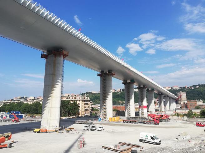 «Il nuovo ponte di Genova ad Autostrade». Lo sconcerto di To