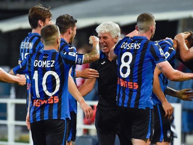 Atalanta-Sampdoria 2-0, Toloi e l'ex Muriel valgono il terzo posto e il sorpasso all'Inter