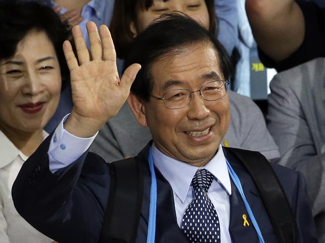 Il sindaco di Seul Park Won-soon trovato morto Era accusato di molestie