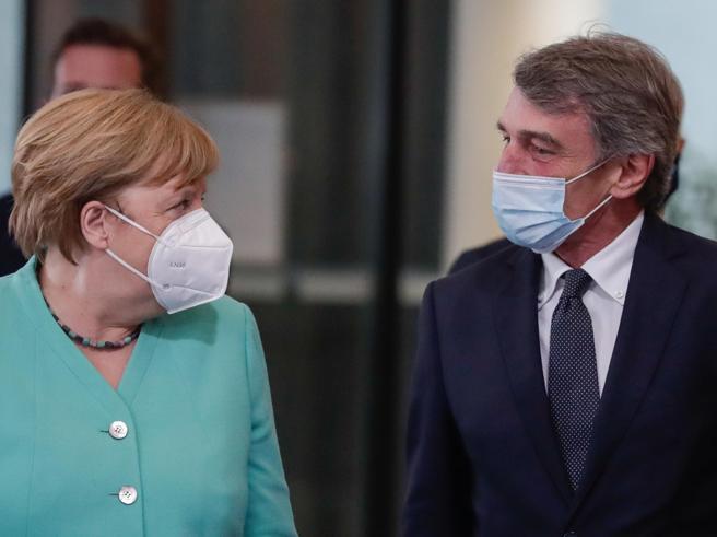 David Sassoli al Corriere: «Qui a Bruxelles c'è fiducia nell'Italia. Ma non può agire come prima del Covid»