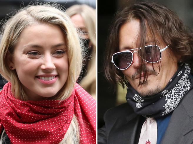 Johnny Depp: «Amber Heard non mi dava i farmaci per disintossicarmi, piangevo come un bimbo»