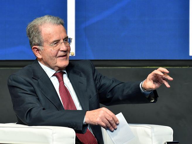 Prodi: Berlusconi in maggioranza  non è tabù E lui: nessun sostegno