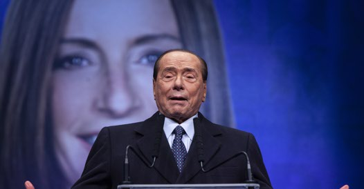 Berlusconi: «Nessun sostegno al governo Conte. Esecutivo inadeguato»