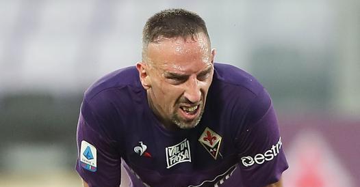 Ribery resterà a Firenze: «Viola per sempre, non sono uno che si tira indietro»