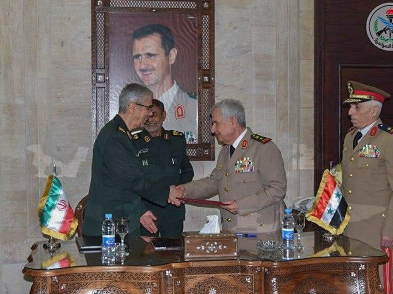 Siria-Iran, un patto di difesa  che guarda all'interno