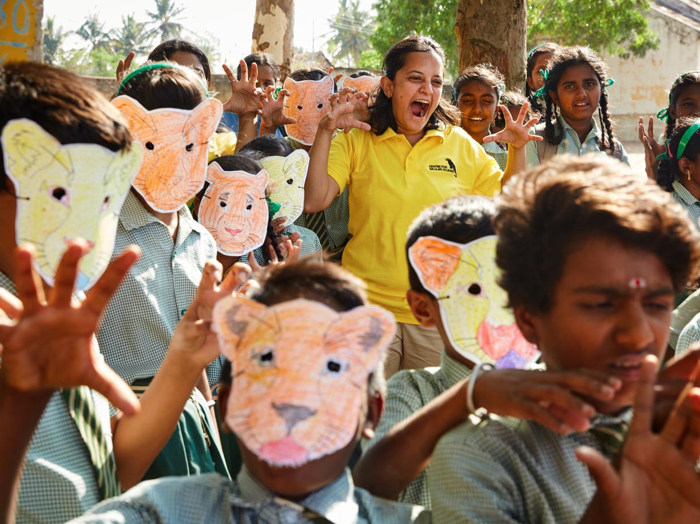 Il sogno di una scuola che diventi un villaggio