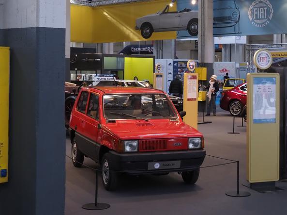La nascita della Fiat Panda, nel 1980