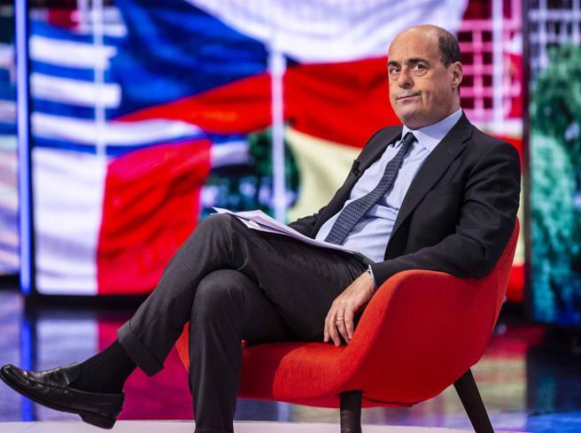 Zingaretti: «I soldi dall'Europa un'occasione unica, Conte agisca subito»