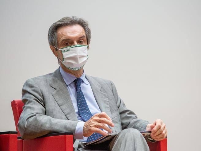 Attilio Fontana e il bonifico dal suo conto svizzero alla società della moglie e del cognato
