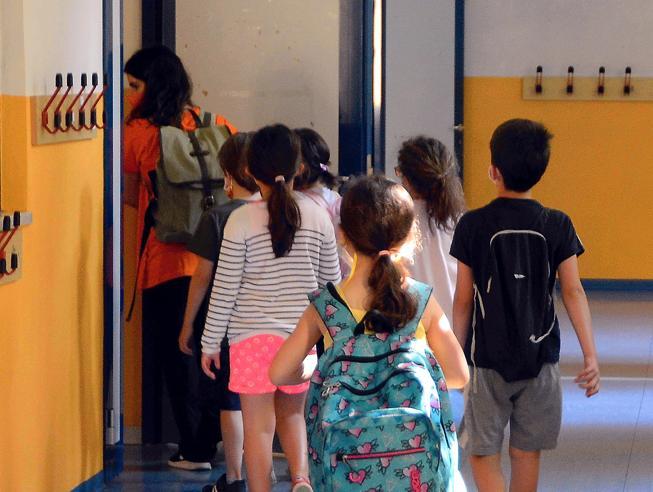 I bambini si infettano raramente: ecco perché la scuola può ripartire subito