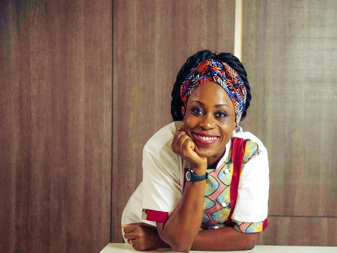 Victoire Gouloubi: «Io, chef donna e nera in Italia. Dalle violenze al successo in tv»