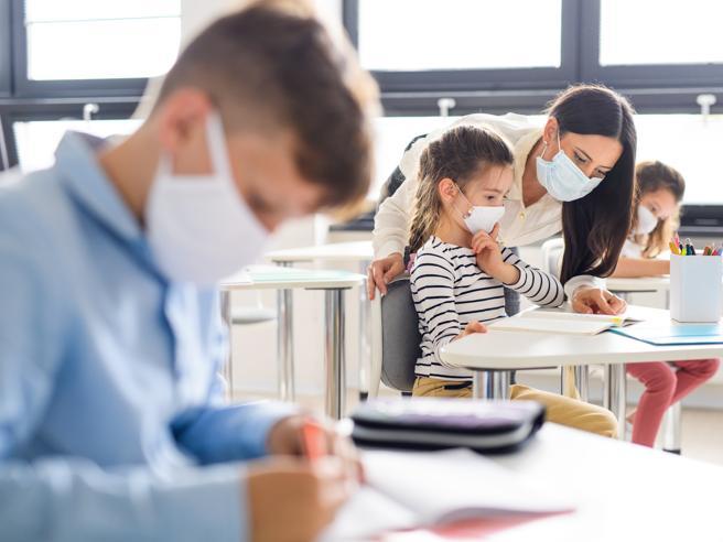 I bambini possono trasportare un'alta carica virale