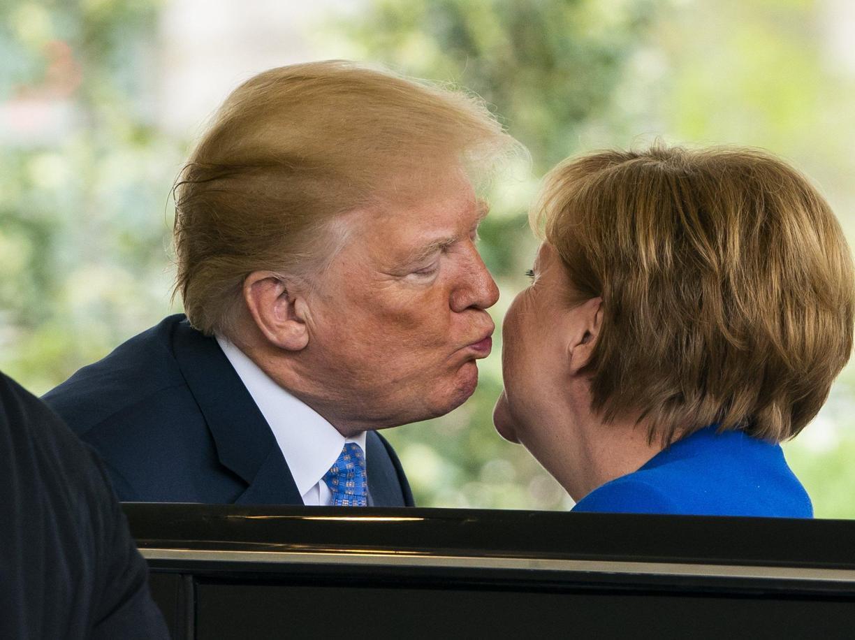 Il ritiro Usa dalla Germania e la partita velenosa di Trump