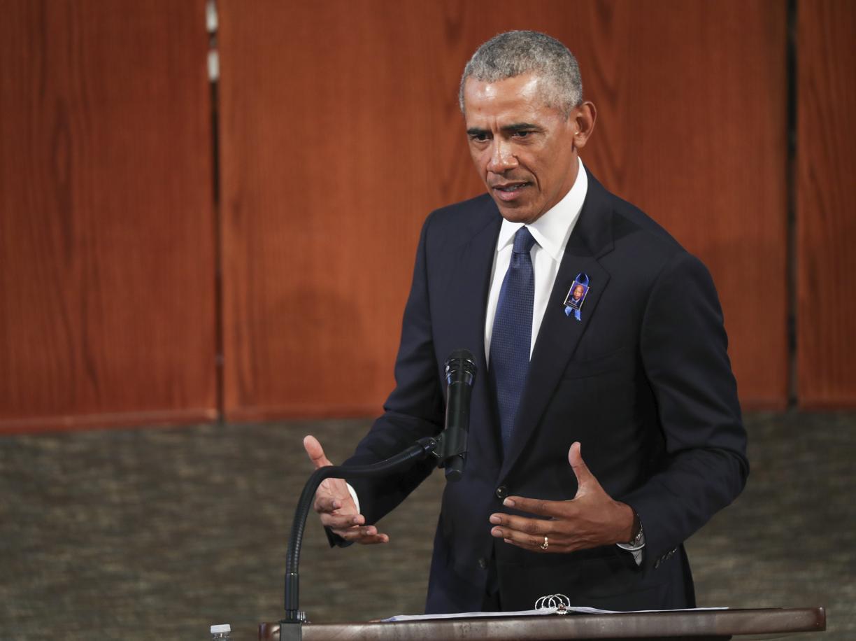Il carisma di Obama oscura Biden