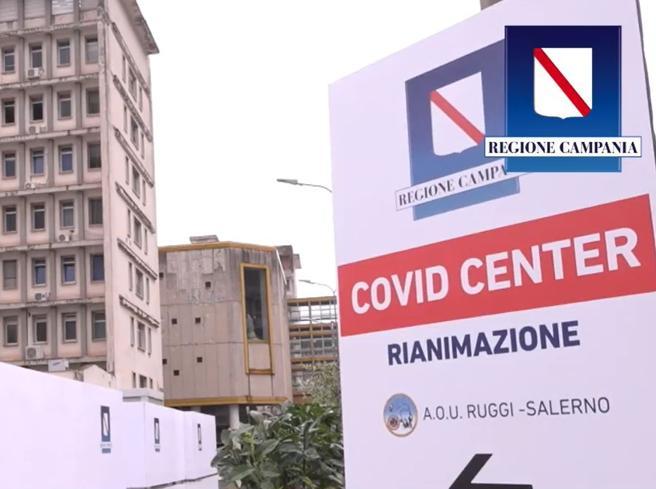 Inchiesta sugli ospedali Covid in Campania:  4 indagati. C'è  anche fedelissima di De Luca