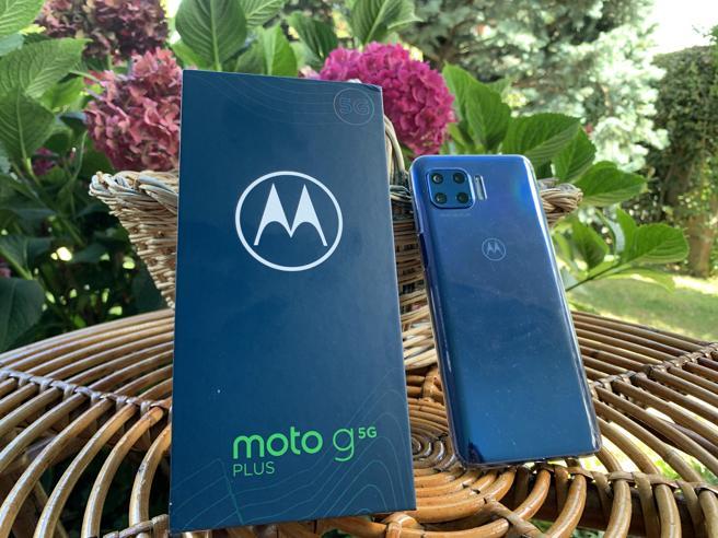 Moto g 5G Plus: prezzo da fascia media, ma con caratteristiche top