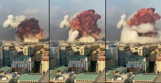 Beirut, l'esperto: esplosione di munizioni e missili, non nitrato di ammonio thumbnail